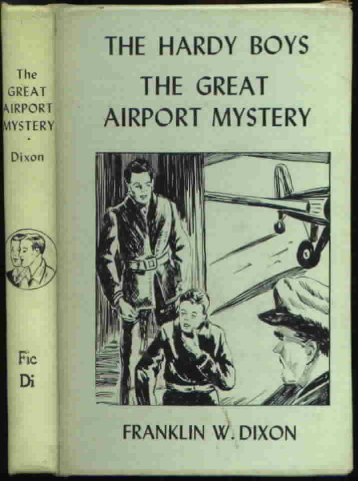 9. The Great Airport Mystery