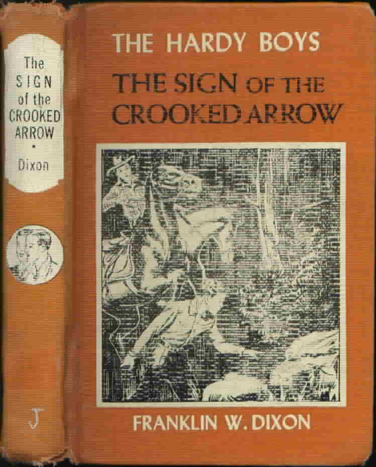 28. The Sign of the Crooked Arrow