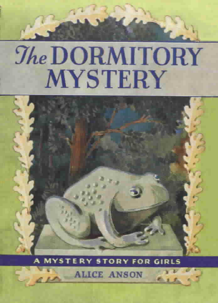'The Dormitory Mystery' by Alice Anson
