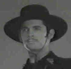 Reed Hadley stars in 'Zorro's Fighting Legion.'