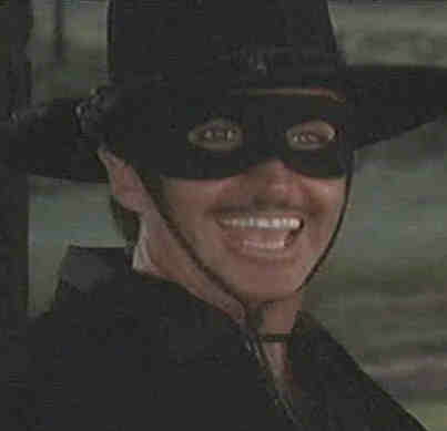 George Hamilton stars in 'Zorro, the Gay Blade.'